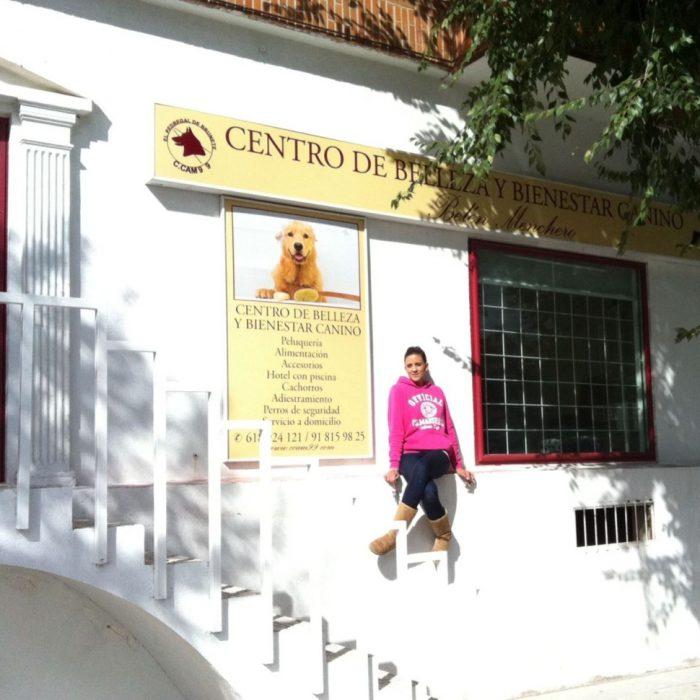 Peluquería canina en Brunete CCAM99 - Belén