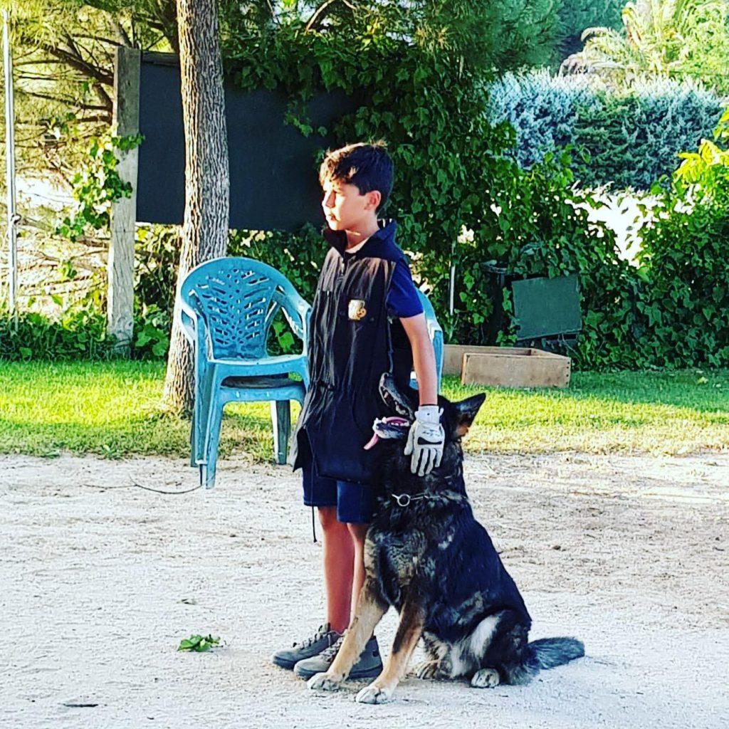 Etología y aprendizaje canino-ccam99