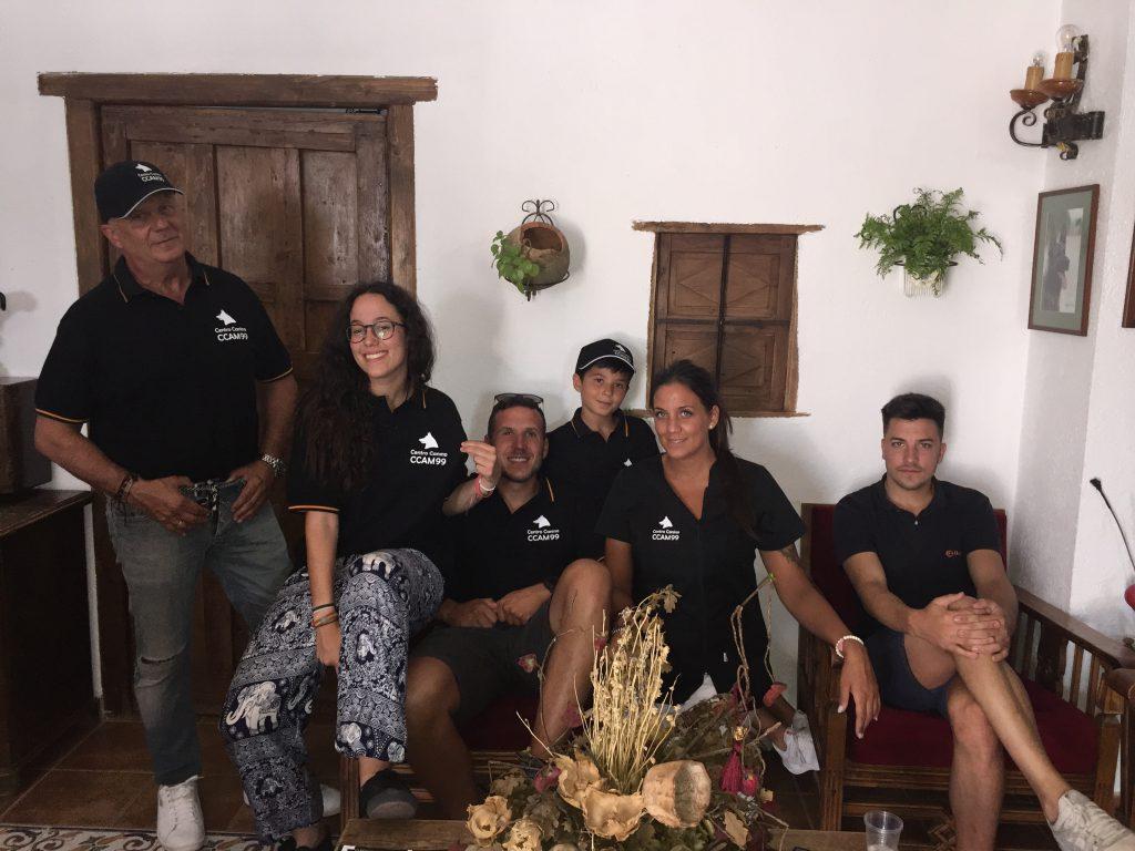 Centro Canino CCAM99 - FAMILIA MENCHERO